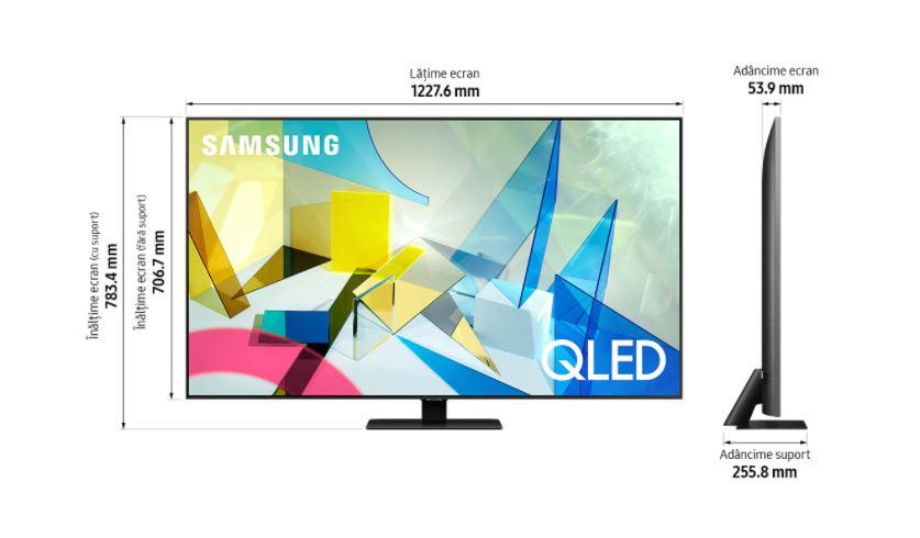 Samsung 55Q80T